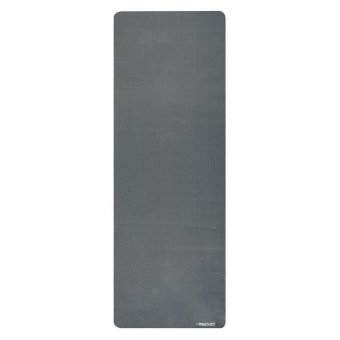 Solde - Mobilier FR34652M Tapis Intérieur Tapis de sol Fitness Magic Tapis de Sol Fitness Tapis de yoga Tapis de Gym, basique Gris
