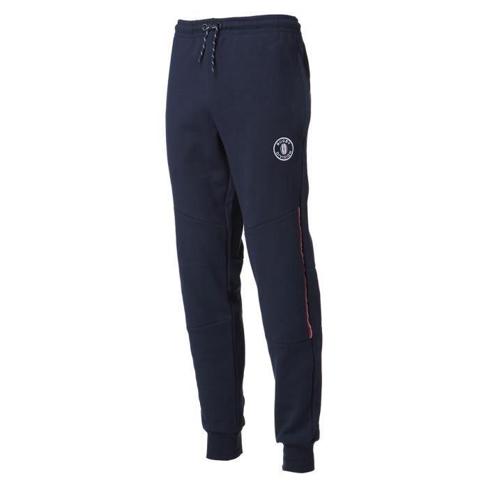 RUGBY DIVISION Pantalon de jogging Bassano - Homme - Bleu Marine