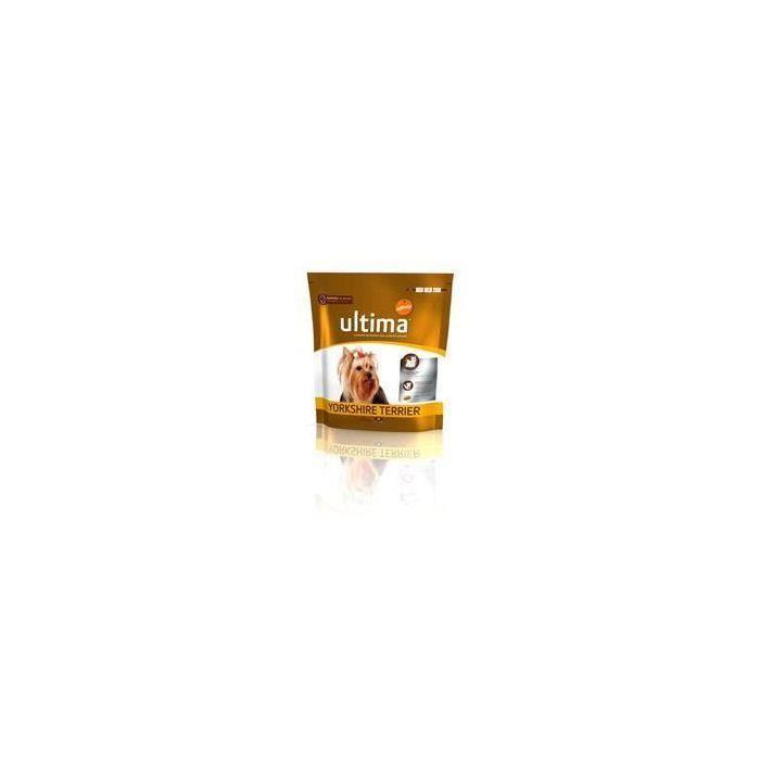 ULTIMA Croquettes au poulet - Pour chien Yorkshire - 800 g (Lot de 3)