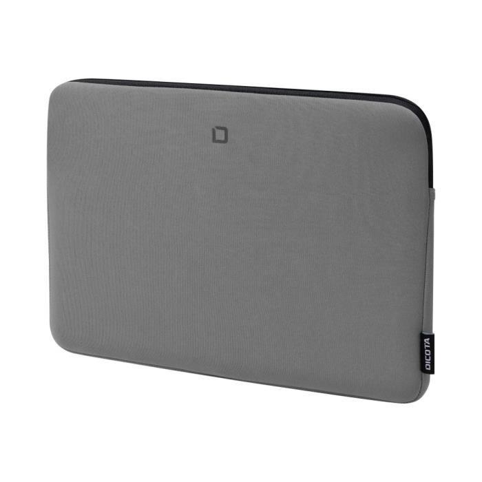 DICOTA Skin BASE - Housse d'ordinateur portable - 13- - 14.1- - Gris