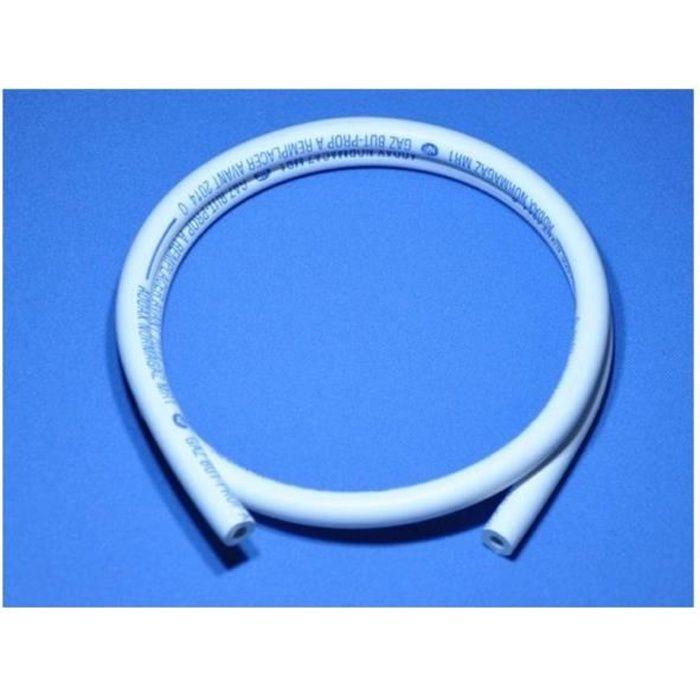 Flexible de gaz souple avec colliers
