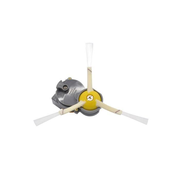 iRobot 83001- Module de brosse latérale, Side Brush Module pour Roomba série 500, 600 et 700 ORIGINAL