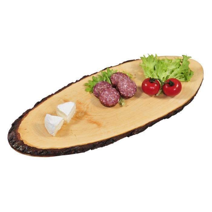 assiettes de service Cortex, planche à découper décoratif, planche à découper, accessoires de cuisine