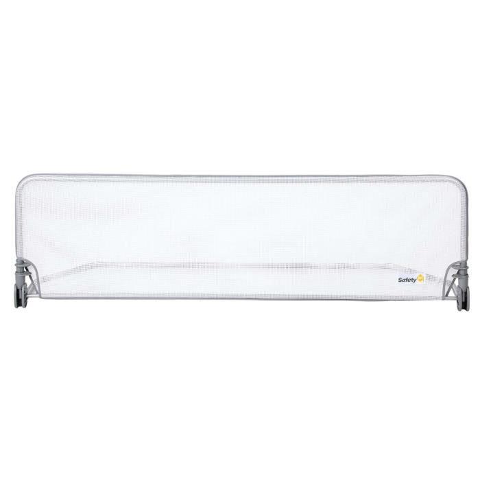 Safety 1st Barrière de lit de sécurité 150 cm Gris 24530010