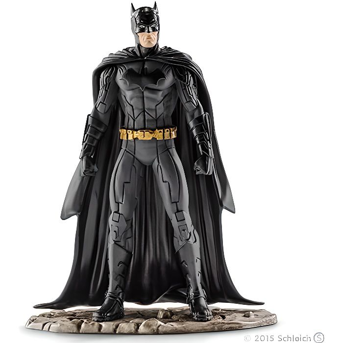 BATMAN Figurine Batman, Le Chevalier Noir