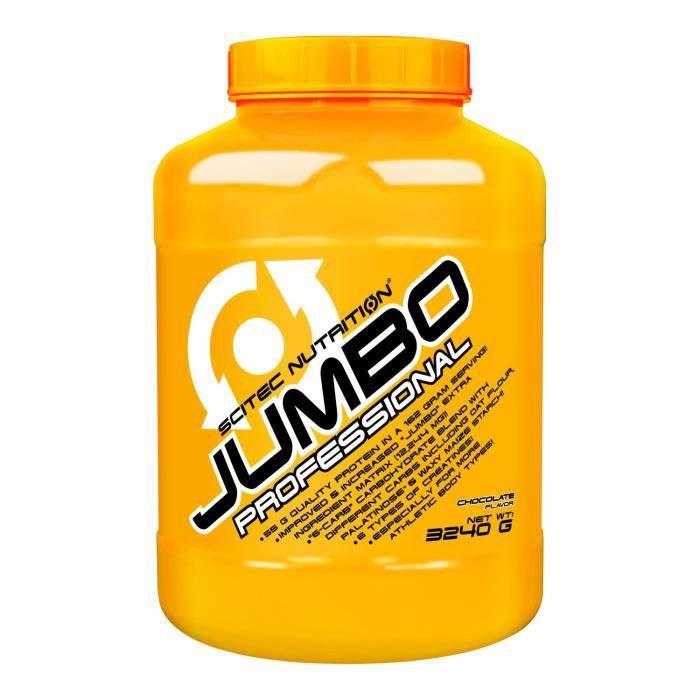 Jumbo Professional 3240g CHOCOLAT Scitec