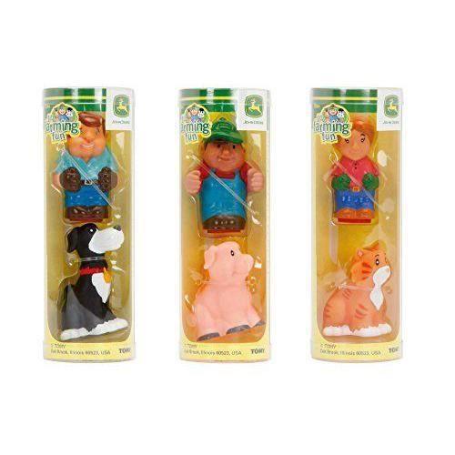 Tomy John Deere - Véhicule Miniature - Mes Premiers Copains de la Ferme - 43101A1
