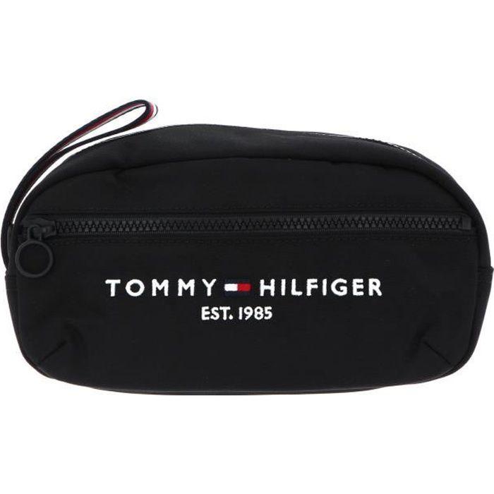 TOMMY HILFIGER TH Established Washbag Black [131724] - trousse de toilette / maquillage kit de confort voyage