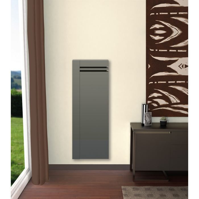 airelec sango radiateur fonte film 1500w gris achat. Black Bedroom Furniture Sets. Home Design Ideas