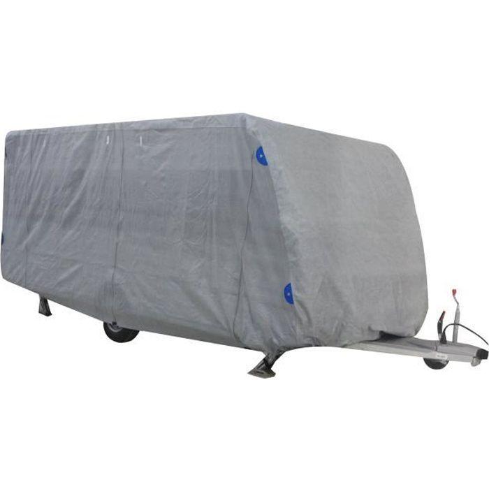 Housse de protection pour Caravane Caravan couverture bâche protection capot Auvent Garage