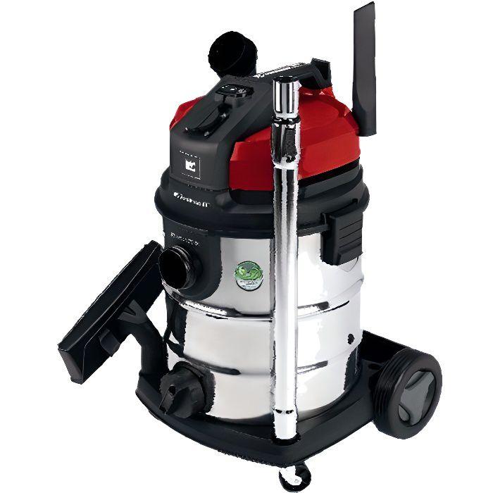 ASPIRATEUR INDUSTRIEL EINHELL Aspirateur eau et poussière 800W - Cuve in