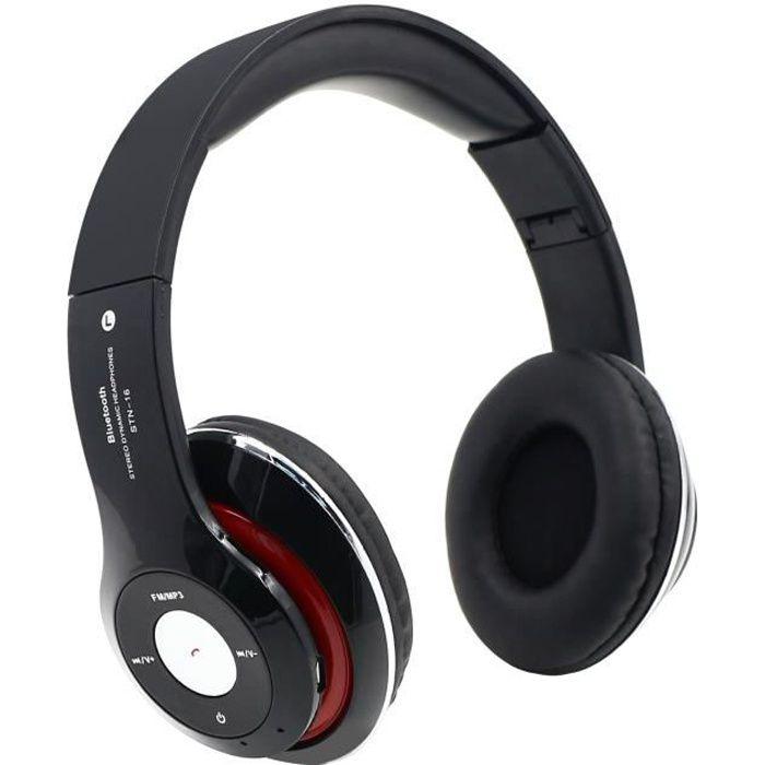 4 EN 1 Multifonction Casque audio Bluetooth