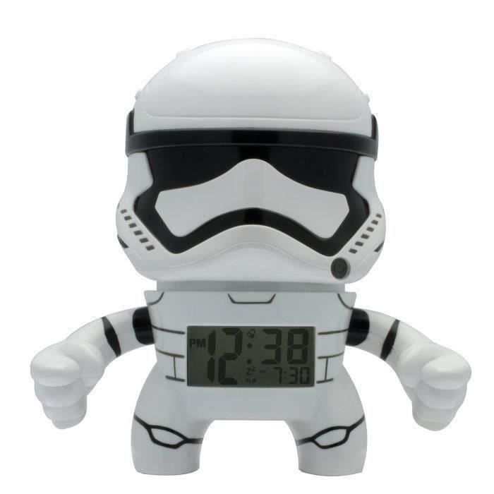 horloge r veil storm trooper star wars 19 cm achat. Black Bedroom Furniture Sets. Home Design Ideas
