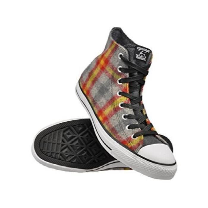 Converse Chuck Taylor All Star Woolrich rue Hiker Salut Mens Fashion-baskets C_153836c Q16CW Taille-42 1-2