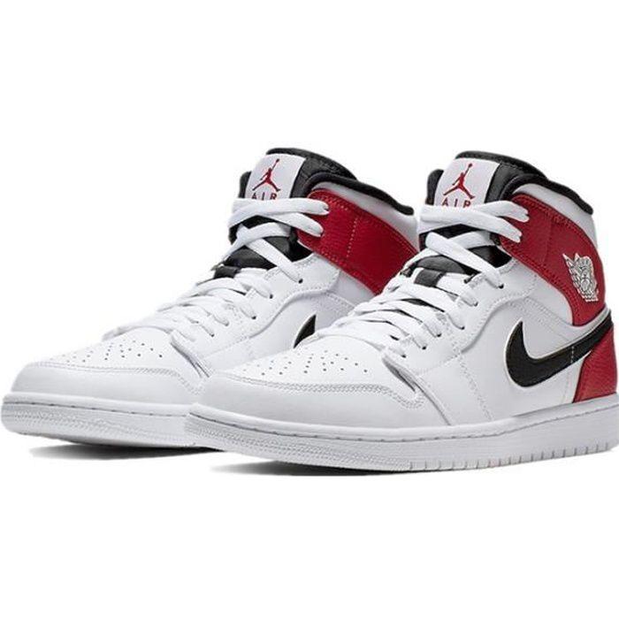 Basket Nike Air Jordan 1 Mid Chaussure de Sport AJ