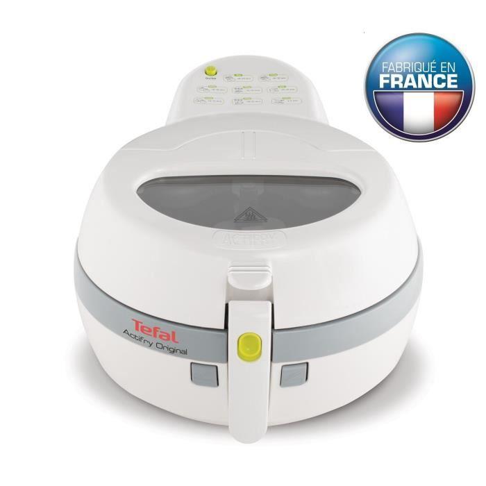 FRITEUSE ELECTRIQUE TEFAL FZ712015 Actifry Original - Blanc