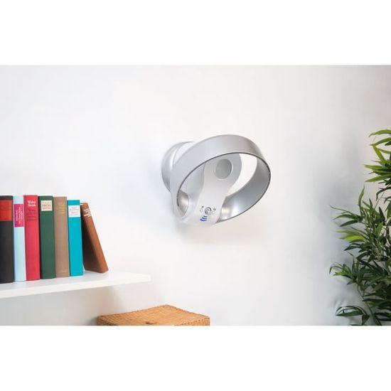 Ventilateur de plafond /à 3 vitesses /à 360 /° Avec t/él/écommande