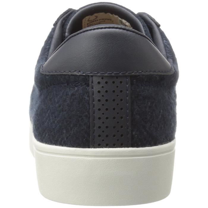Fred Perry Spencer Tweed - suède Sneaker Fashion JSVG7 44