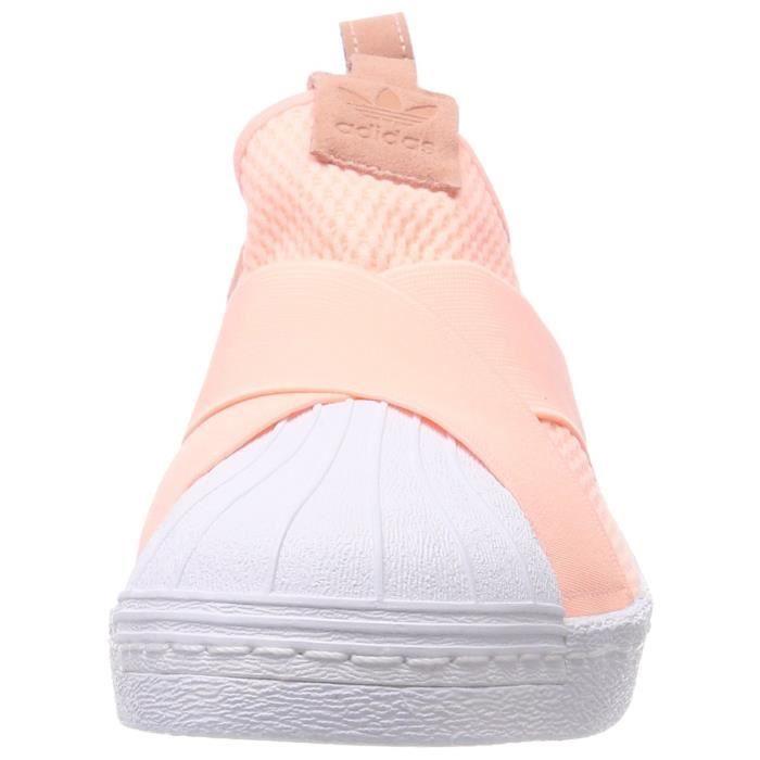 Adidas glissement de la superstar des femmes sur les baskets lowtop 3Z5ANY Taille-37