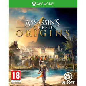 JEU XBOX ONE Assassin's Creed Origins Jeu Xbox One