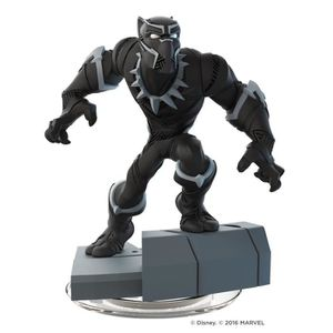 FIGURINE DE JEU Figurine Black Panther Disney Infinity 3.0 : Marve