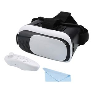 LUNETTES 3D VR Box V2 3D Video Movie Game Virtual Reality Head