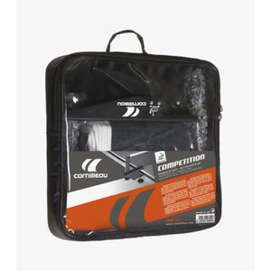 FILET TENNIS DE TABLE CORNILLEAU COMPETITION ITTF - POTEAUX FILET TENNIS