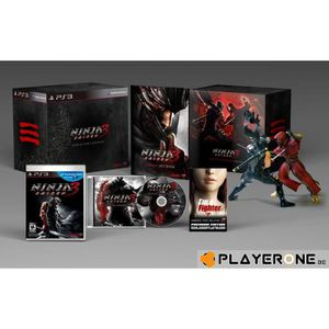 JEU PS3 Ninja Gaiden 3 COLLECTOR EDITION : Playstation 3 ,