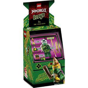ASSEMBLAGE CONSTRUCTION LEGO® NINJAGO® 71716 Avatar Lloyd - Capsule Arcade