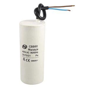 CBB60-C Condensateur 450V AC 60µF