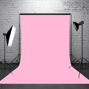 FOND DE STUDIO Toile de Fond Backdrop Tissu 2.1x1.5m Rose Photogr