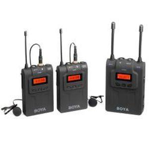 MICROPHONE EXTERNE Microphone Externe - Micro Pour Camescope - BOYA B