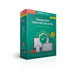 ANTIVIRUS KASPERSKY Total Security 2019, 3 postes, 1 an PC/M