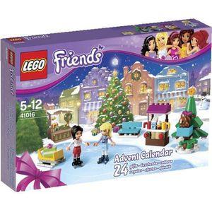 ASSEMBLAGE CONSTRUCTION LEGO 41016 Calendrier de l' Avent LEGO® Friends