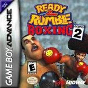 JEU GBA Ready to Rumble Boxing Round 2