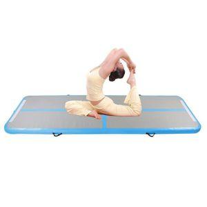 TAPIS DE SOL FITNESS Tapis de gymnastique gonflable universel portable