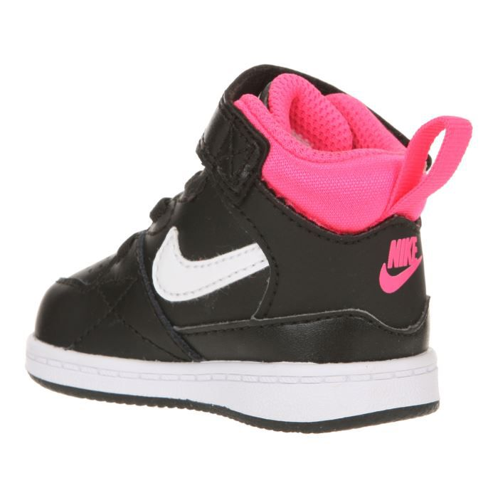 nike baskets priority mid td b b fille achat vente basket nike baskets priority mid td. Black Bedroom Furniture Sets. Home Design Ideas