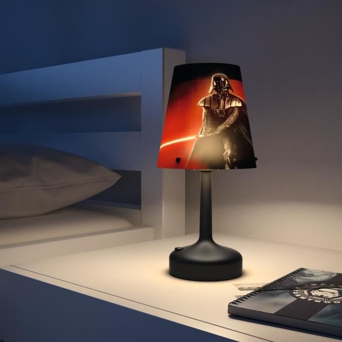 lampe star wars achat vente pas cher. Black Bedroom Furniture Sets. Home Design Ideas
