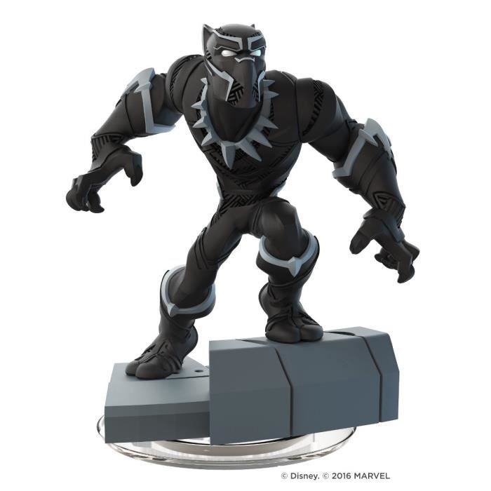 Figurine Black Panther Disney Infinity 3 0 Marvel