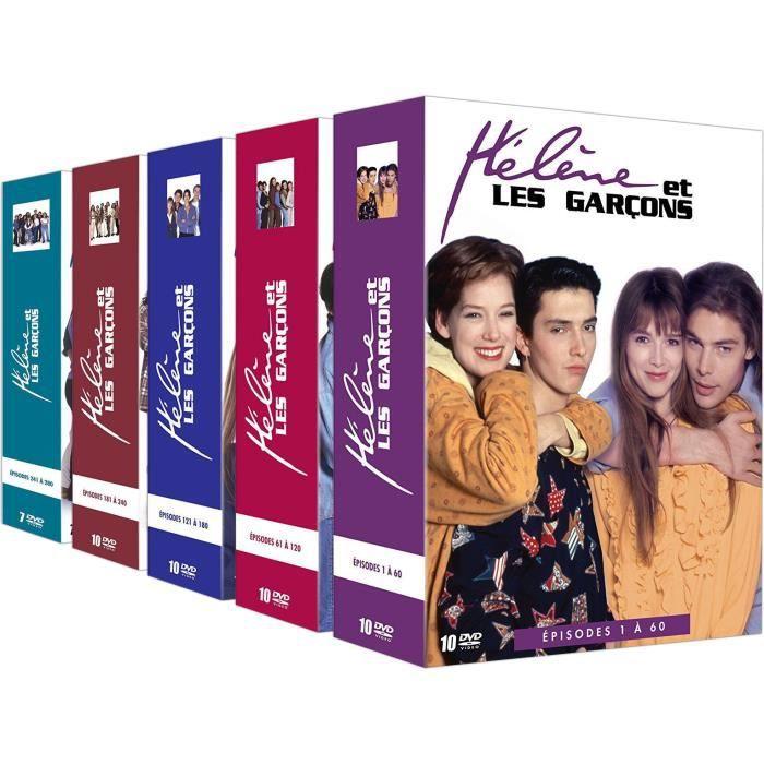 Hélène et les garçons - Intégrale - 5 Coffrets (47 DVD)
