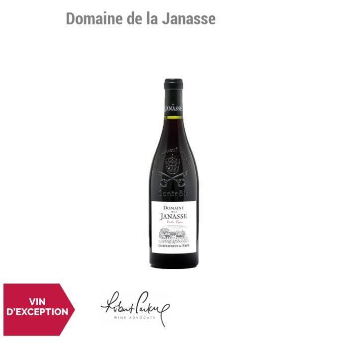 Châteauneuf-du-Pape Vieilles Vignes Rouge 2011 - 75cl - Domaine de la Janasse - Vin AOC Rouge de la Vallée du Rhône - 15,5-20