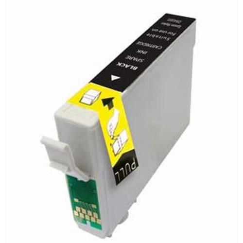 T2991 - Noir Cartouche d encre equivalent Epson Fraise Pour EPSON Expression Home XP435 haute capacite et qualite d'impression