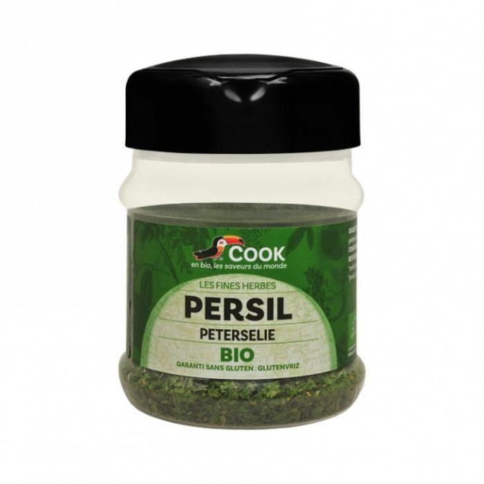 Persil feuilles coupées pot 25gr - Cook
