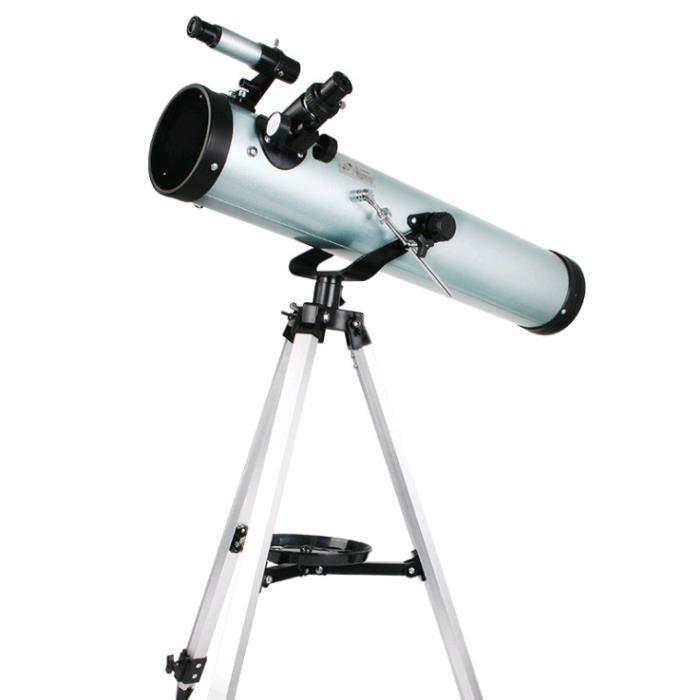 GNCA2®Télescope astronomique HD sac à dos adulte à fort grossissement observation des étoiles professionnel de gros calibre