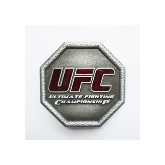 boucle de ceinture UFC ultimate fighting champion homme
