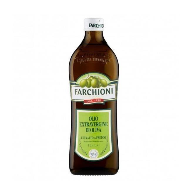 Huile d'olive extra vierge Farchioni 1 lt