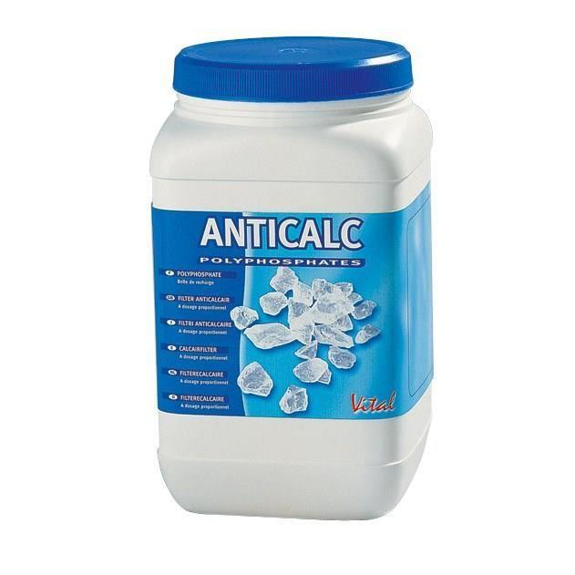 DIPRA Anticalc boite de polyphosphates - 1.5kg