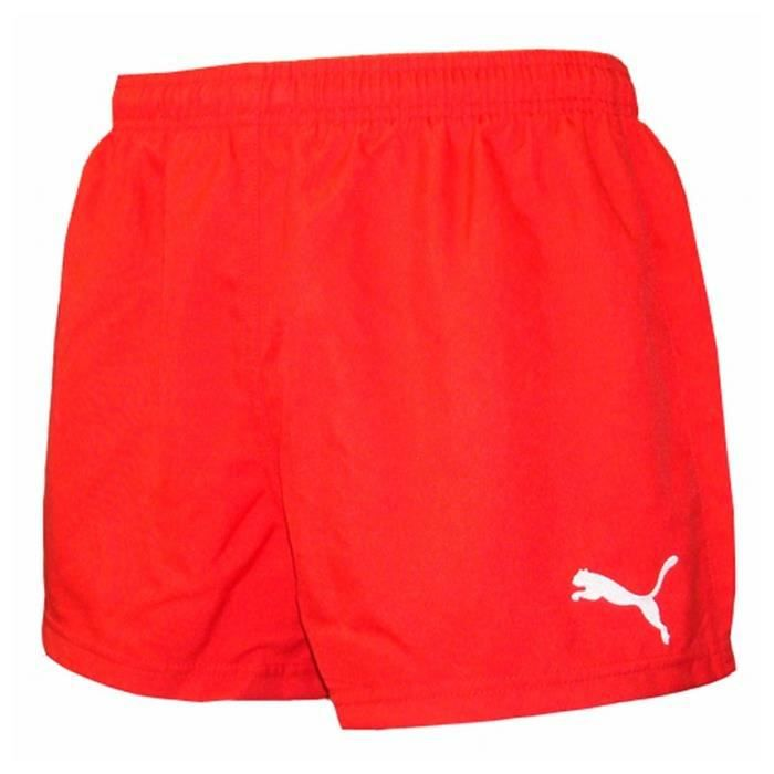Short Rugby Puma Speed rouge