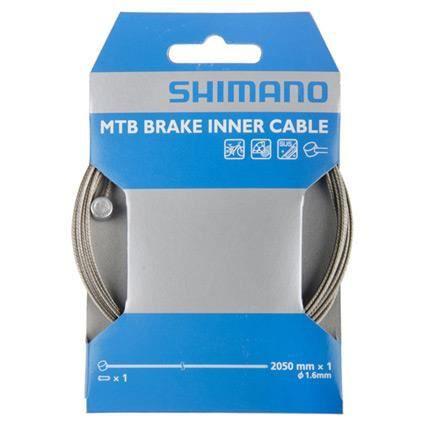 Shimano Cable frein VTT inox 2100mm