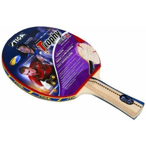 Stiga Trophy Oversize Raquette de Tennis de table - 7318681793016